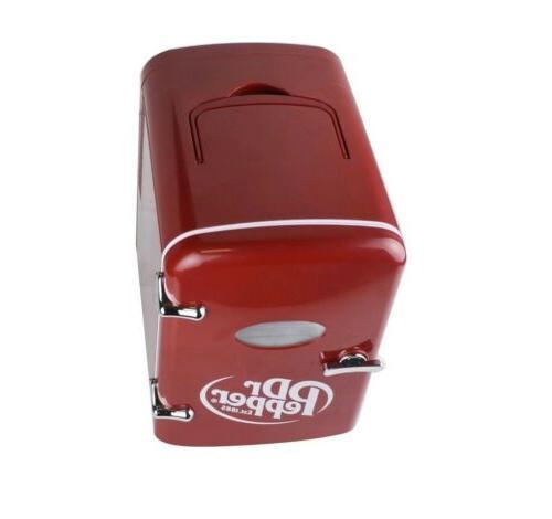 DR.PEPPER fridge/cooler cans BRAND