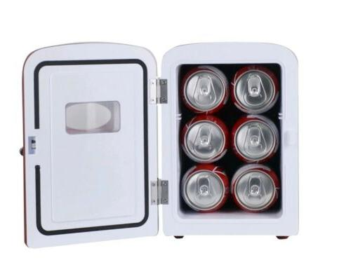 DR.PEPPER fridge/cooler thermoelectric. holds upto 6 cans BRAND