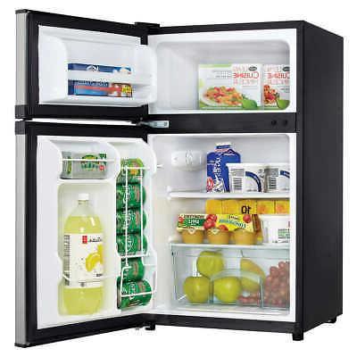 Danby Dual Star Compact Refrigerator/Freezer