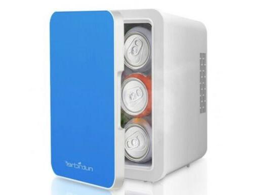 electric 4 liter portable cooler warmer mini