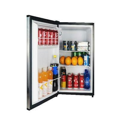 2.4 Cu Ft Fridge Stainless Steel Top Quality