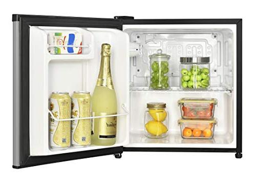 Energy 1.7 Ft. All-Refrigerator with Stainless