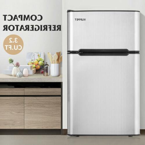 KUPPET Steel Door Compact Freezer