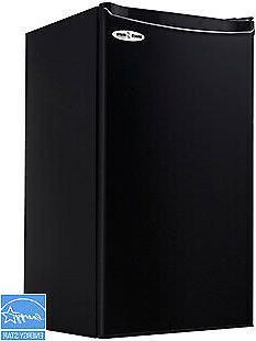 MicroFridge SnackMate All Refrigerator, Black - 3.3 cu f