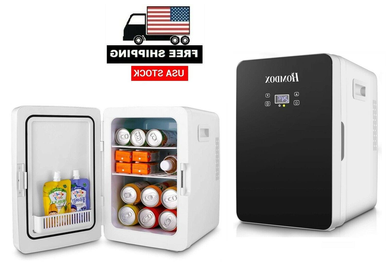 mini fridge 20liter portable ac dc powered