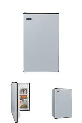 mini fridge 3 3 cu ft stainless