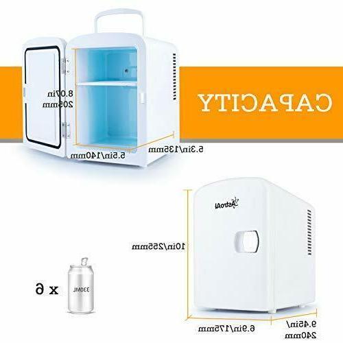 AstroAI Liter/6 Thermoelectric 1 White