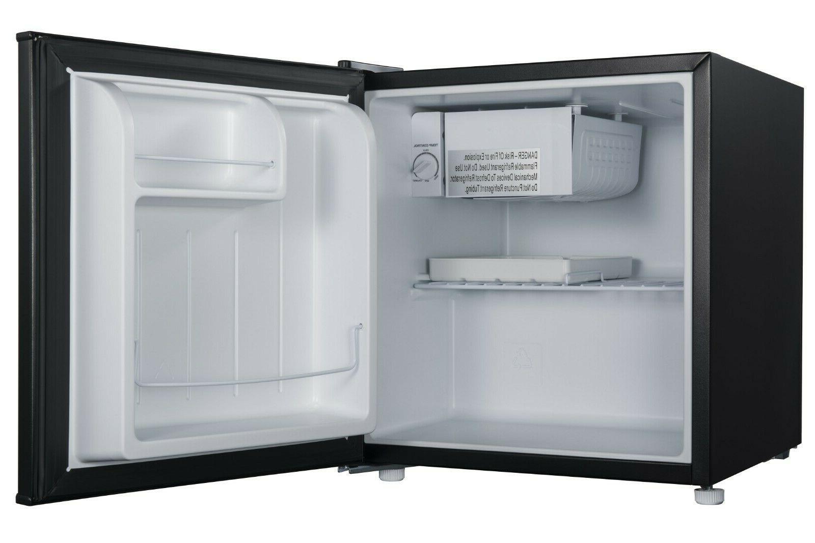 Mini Fridge 1.7 cubic feet compact dorm energy