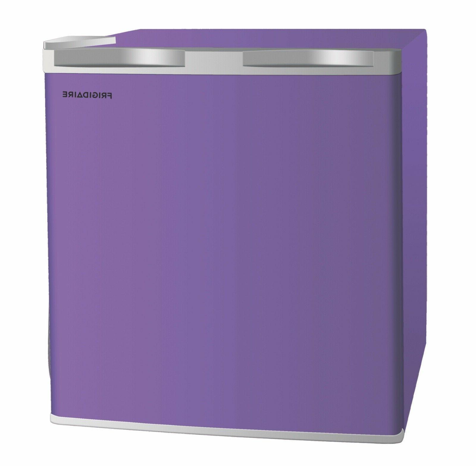 mini fridge purple single small dorm office