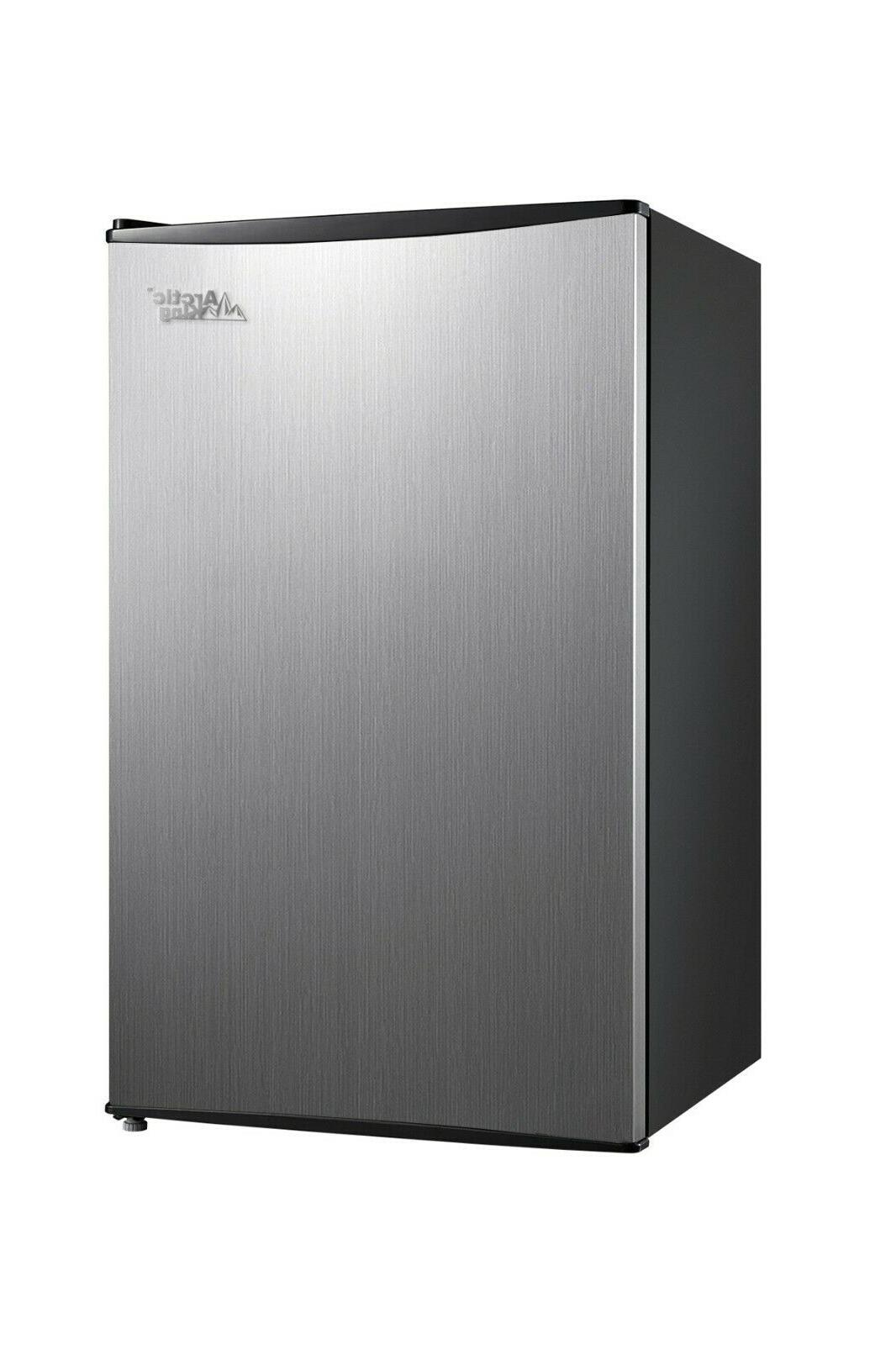 mini fridge small compact refrigerator single door
