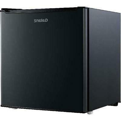 Mini Fridge Small Refrigerator 1.7 Cu Ft Compact Black Red W