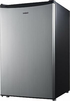 mini fridge small refrigerator freezer 4 3
