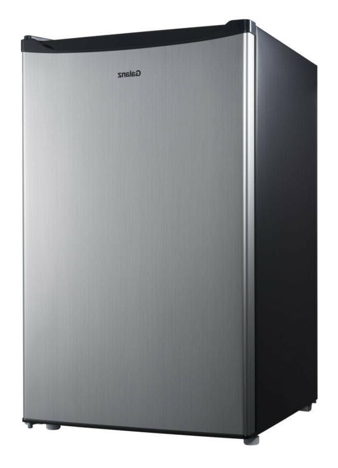 mini fridge with freezer 4 3 cu