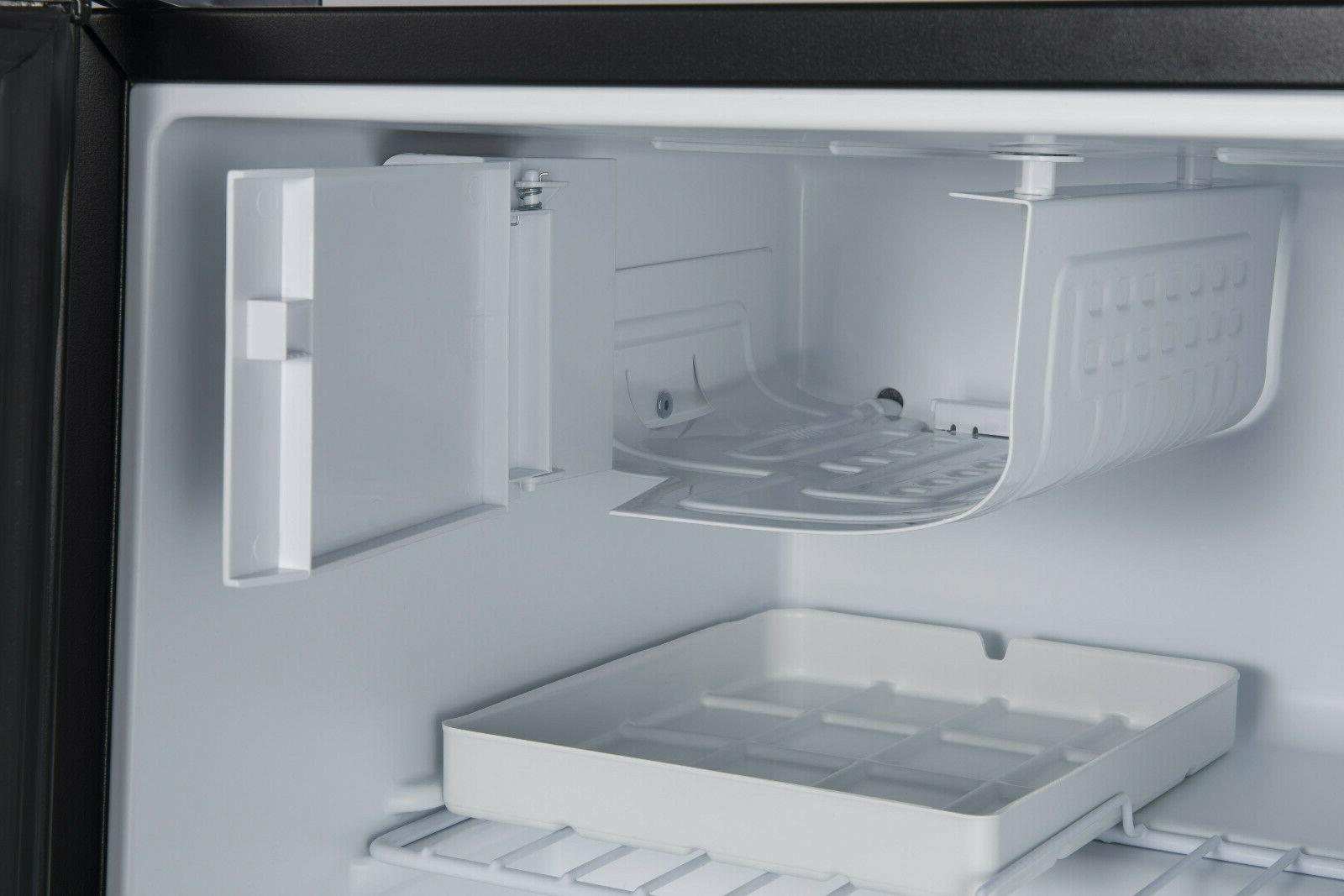 Mini Freezer Slide-Out Legs Door