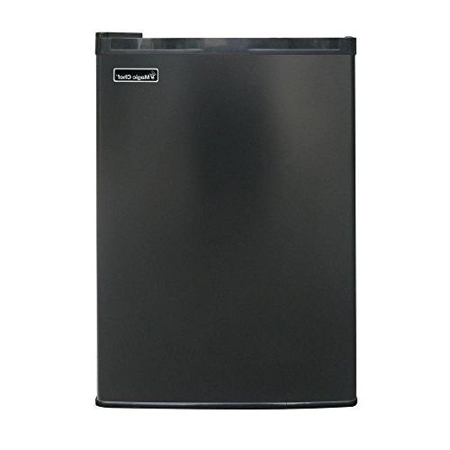 mini refrigerator black