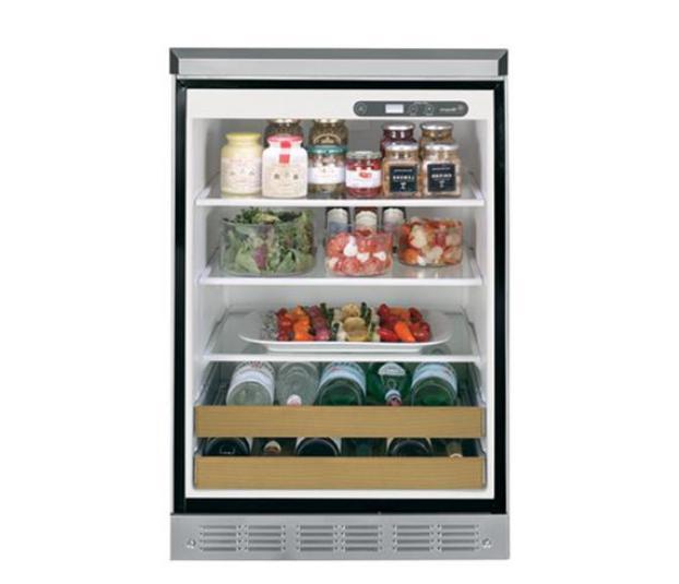"""GE Monogram 24"""" Under counter Outdoor/Indoor Refrigerator ZDOD240HSS"""