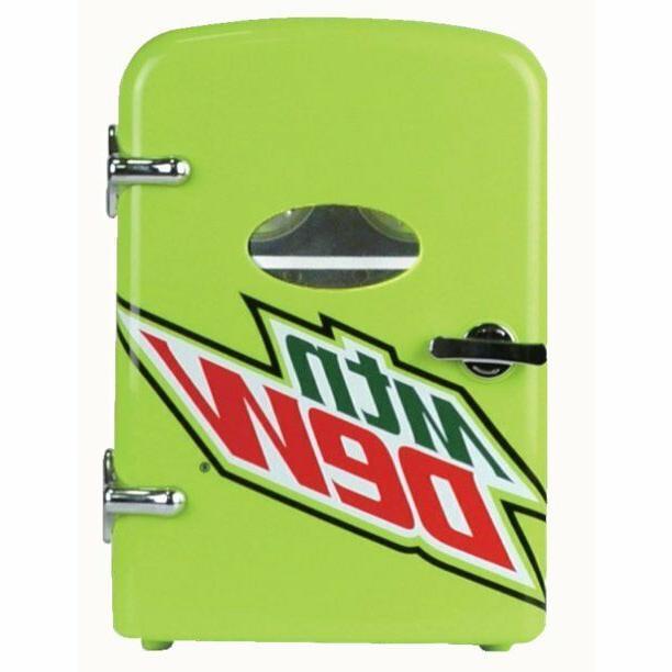 mountain dew 6 can 10 refrigerator fridge
