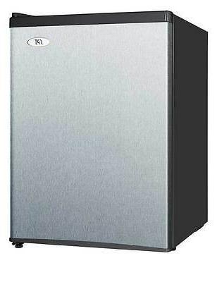 sunpentown 2 4 cu ft compact refrigerator