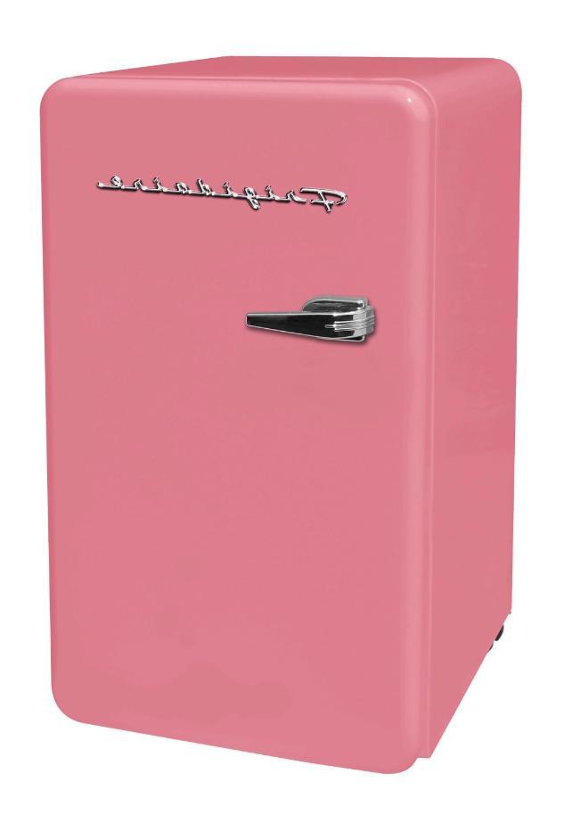 new pink 3 2 cu ft retro