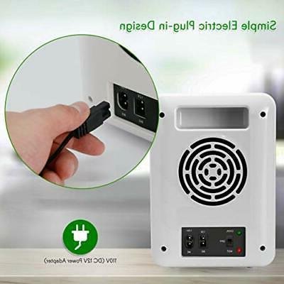 NutriChef Portable Cooler Warmer