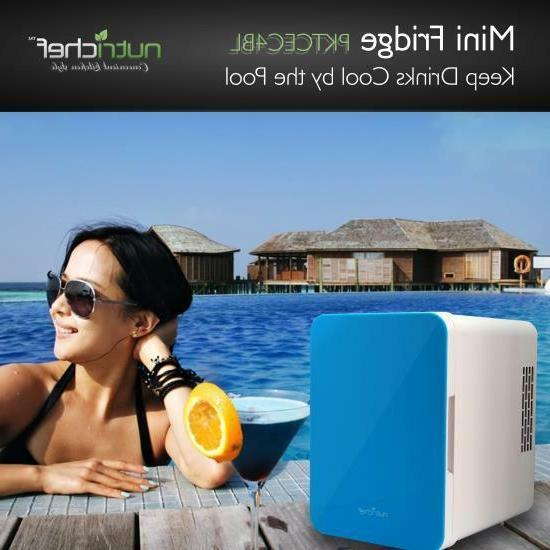 Electric Cooler & Warmer - Thermo Heating & Ability