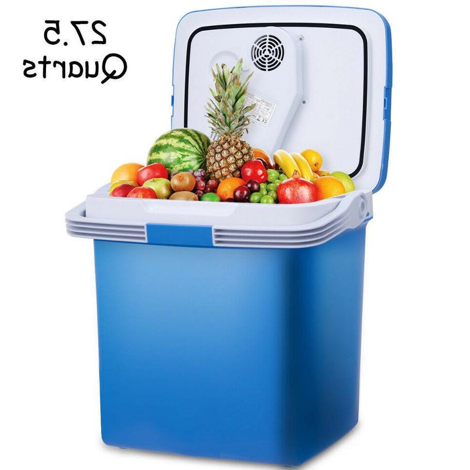 portable fridge mini small refrigerator food warmer