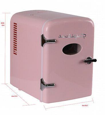 Portable Mini Refrigerator Cooler Home