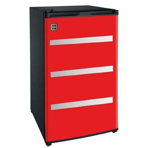 Igloo RFR329-Red Garage Fridge Tool Box, 3.2 Cubic Feet, Red
