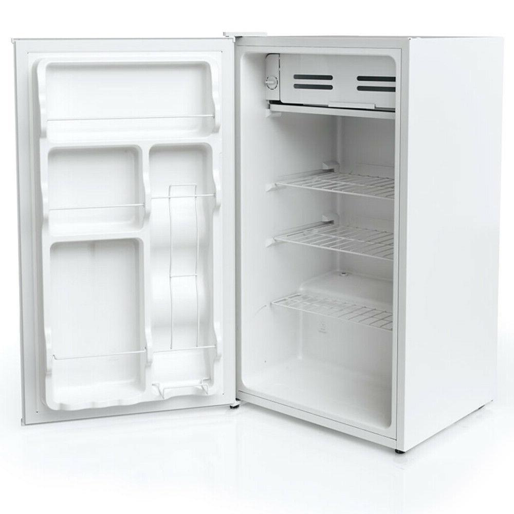 Smad Single Door Refrigerator Small Fridge Food Kitchen
