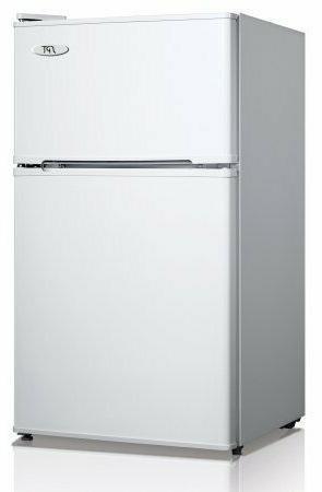 sunpentown double door mini fridge 3 1