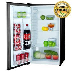 Manual Adjustable Mini Compact Fresh Food Home Office Refrig