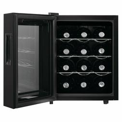 MAGIC CHEF MCWC12B 12-Bottle Wine Cooler