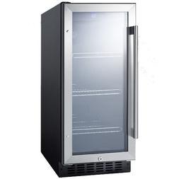 Summit Appliance 15 in. 2.45 cu. ft. Mini Compact Refrigerat
