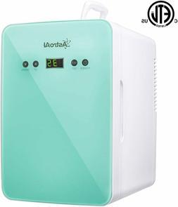 Mini Fridge Cooler Warmer Compact Portable Bedroom AstroAI