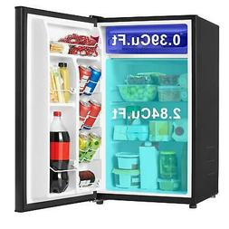 Mini Fridge Freezer Small Refrigerator 3.3 Cu Ft Compact Fro