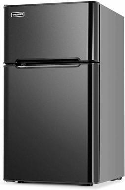 Mini Fridge Ft 3 Cu Refrigerator Compact Freezer 1 Door 2 Sm