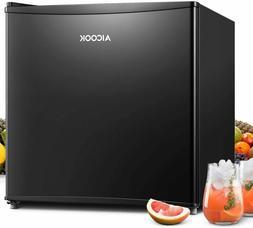 Mini Refrigerator Small Fridge Car Freezer Portable Dorm Fri