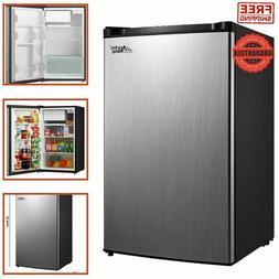 Mini Small Fridge Kitchen Food Refrigerator Compact Home 4.4
