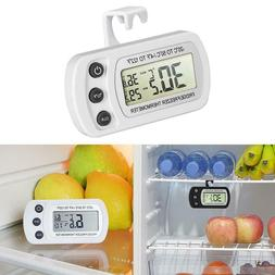 Mini Waterproof Kitchen Refrigerator Aquarium Electronic LCD