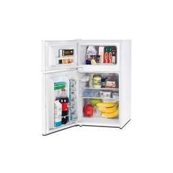 NEW Curtis RFR832-WHITE RFR832 Refrigerator/Freezer 3.2 Cu F