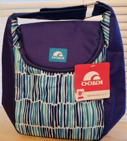 """New"" igloo mini cooler tote/bag.  Great for travel,beach,sc"
