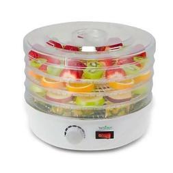 NEW Nutrichef PKFD08 Electric Countertop Food Jerky Dehydrat