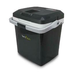 Portable 28 Liters Cooling & Warming Mini Fridge w/ LCD Disp