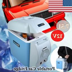 Portable 7.5L Car Mini Fridge Cooler and Warmer for Home, Of