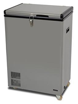 95 Qt. Portable Wheeled Freezer with Door Alert