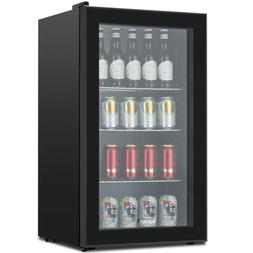 3.1/4.6 CU.FT. Mini Refrigerator Compact Fridge Freezer Cool