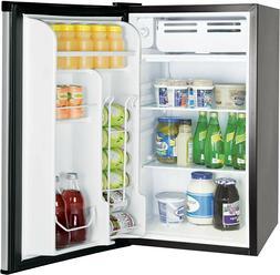 ⭐ Single Door Mini Fridge with Freezer, 3.2 Cu. Ft. capaci