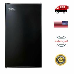 Single Door Mini Fridge 3.3 Cu Ft Kitchen Home Compact Food