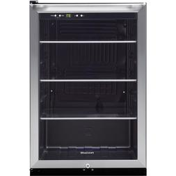 Frigidaire Stainless Freestanding Beverage Center 138 Can FF