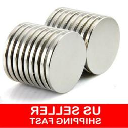 Super Strong N35 Round Disc Neodymium Mini Fridge Magnets Ra